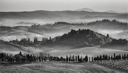 Ursula Bruder -Tuscany morning-FIAP Blue Ribbon-JIPF International 2015