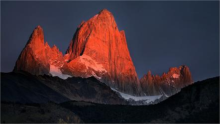 Frank-Hausdörfer - Red-Fitz-Roy - FIAP Gold - Danube-Romania