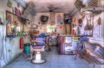 Platz 24 - Wick, Udo - Barber Shop Mexico