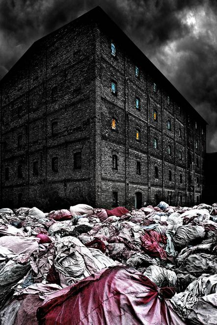 Platz 1 - Kriegelstein Manfred - Haunted Factory