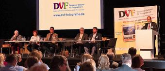 DVF-Verbandstag in Essen Zollverein