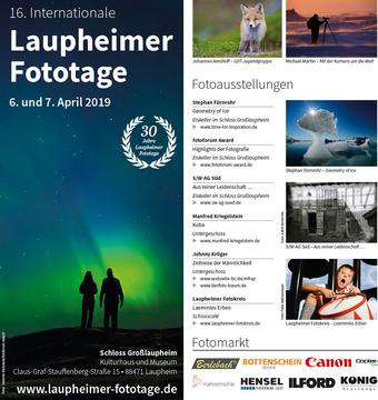 Internationale Laupheimer Fototage 2019