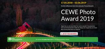 CEWE Photo Award 2019 - OUR WORLD IS BEAUTIFUL